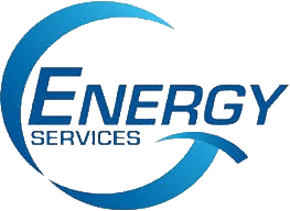 energy services logo transparente